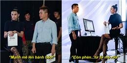 Những pha đấu khẩu của giám khảo, thí sinh ở VN's Next Top Model 2017