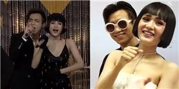 Trước khi bị phát hiện hẹn hò, cặp đôi Soobin và Hiền Hồ đã tình tứ như này đây
