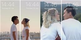 Cặp đôi hot nhất MXH gây sốt với màn hình điện thoại 'đánh dấu chủ quyền'