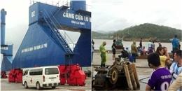 Vụ lật tàu ở Nghệ An: Cứu sống 7 người, 1 nạn nhân tử vong và 5 người mất tích
