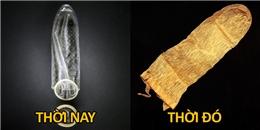 Phiên bản cổ xưa của các đồ dùng thường ngày trông như thế nào?