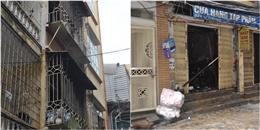 Hà Nội: Cháy cửa hàng tạp hóa trong đêm, hai mẹ con chết thảm