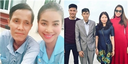 yan.vn - tin sao, ngôi sao - Bố gặp nguy kịch, Phạm Hương khẩn thiết tìm nhóm máu phù hợp để cứu chữa