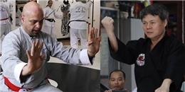 Thách đấu cao thủ Vịnh Xuân, võ sư Karate Đoàn Bảo Châu bị đánh bại