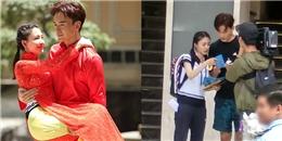 Đội nắng ghi hình, Trịnh Nguyên Sướng-Vương Lệ Khôn hoàn thành mọi thử thách