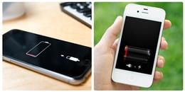 6 mẹo đơn giản giúp tiết kiệm pin điện thoại đến không ngờ