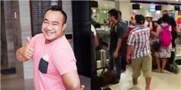 Hiếu Hiền đánh người tại sân bay gây tranh cãi?
