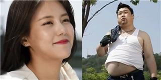 Clip hài bá đạo: Cách tán gái siêu hiệu quả dành cho các chàng béo