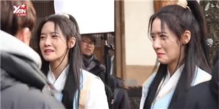 Yoona bị Im Si Wan phạt viết kiểm điểm vì  bạo lực  trong phim mới