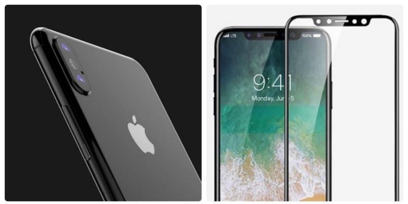 iFan có thể thất vọng về viền màn hình và camera của iPhone 8 không như mong đợi