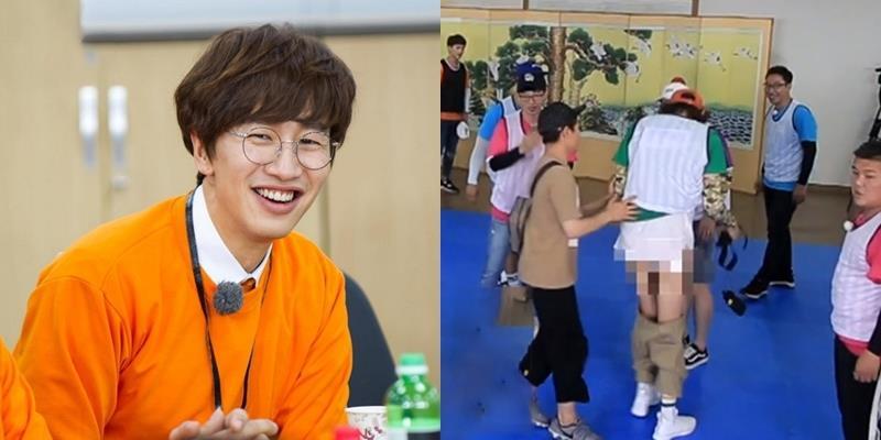 """Còn gì """"nhọ"""" hơn khi Kwang Soo tiếp tục """"muối mặt vì lộ hàng"""" trên Running Man"""