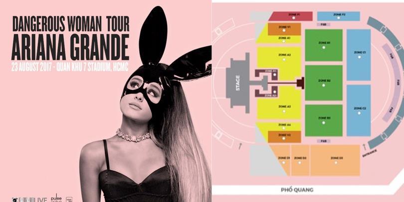 """Fan hâm mộ """"thấp thỏm"""" trước tin đồn Yamaha Grande tặng vé concert Ariana Grande"""