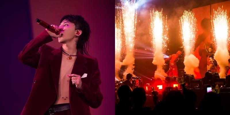 """yan.vn - tin sao, ngôi sao - Không CL, IU, G-Dragon vẫn """"cháy hết mình"""" trong concert Thái Lan"""