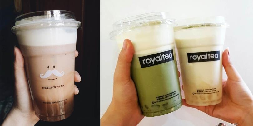 Royal Tea Nguyễn Huệ tặng 1000 ly trà sữa cho 1000 khách checkin đầu tiên