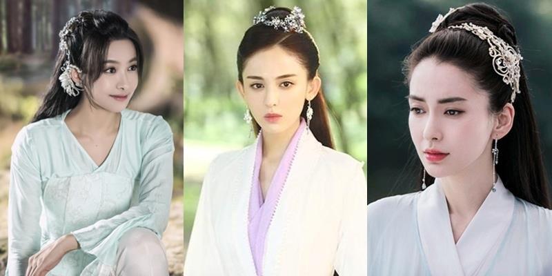 """5 mỹ nhân Hoa Ngữ tuy xinh đẹp nổi tiểng nhưng lại """"vô duyên"""" với phim ảnh"""