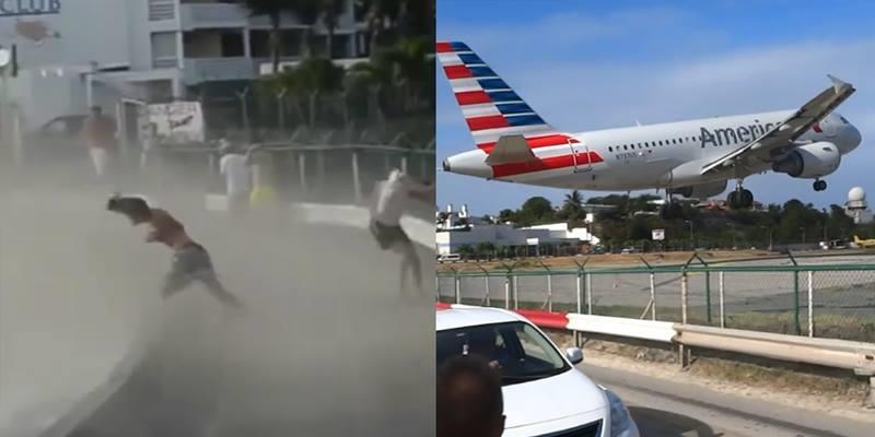 Cái chết hy hữu: Máy bay cất cánh thổi bay một người phụ nữ và tử vong tại chỗ