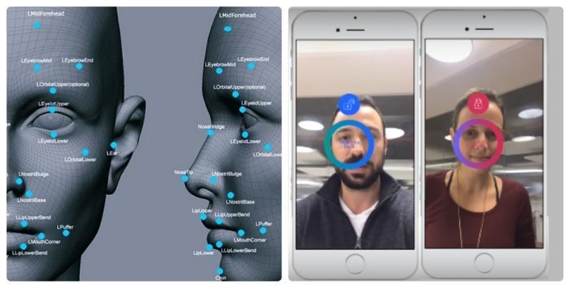 Tính năng nhận diện khuôn mặt sẽ hoạt động ra sao trên iPhone 8?