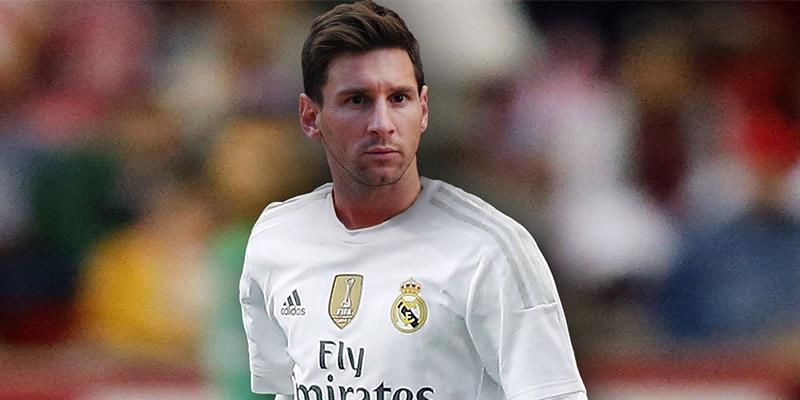 Bạn có biết: Messi suýt đã là người của Real...