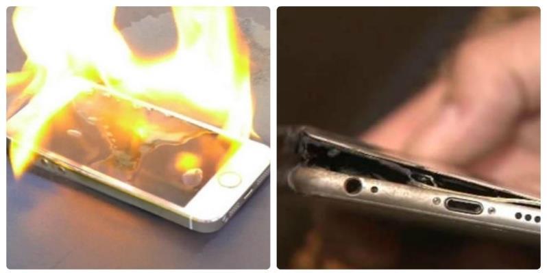 Bất ngờ các vụ iPhone gây hỏa hoạn từ trước tới nay