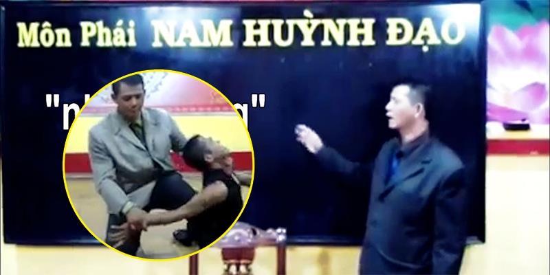 Bất ngờ với thước phim hậu trường hướng dẫn và tập diễn sâu của Nam Huỳnh Đạo