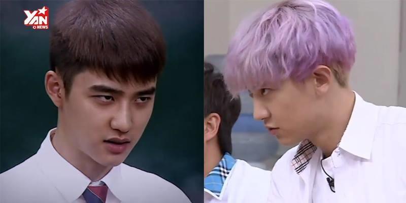 EXO nói lời thật lòng: D.O. bị đồng đội không thích bởi ánh mắt sắc lạnh của anh