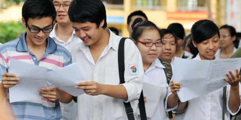 Đại học Luật TP. HCM: Công bố danh sách trúng tuyển kì thi THPT Quốc gia