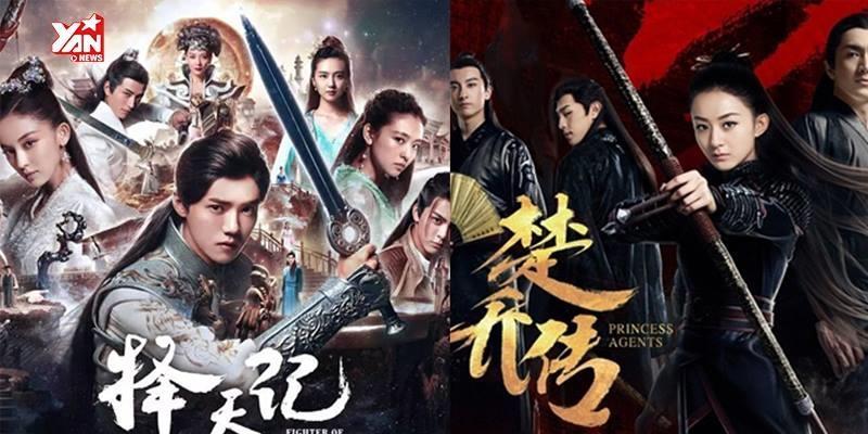 Những bộ phim Hoa Ngữ công phá màn ảnh nhỏ nửa đầu năm 2017