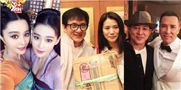 Những vụ việc 'ân oán tình thù' ồn ào nổi tiếng của làng giải trí Hoa ngữ