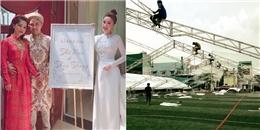 Bất ngờ với số lượng khách và địa điểm đám cưới của anh trai Bảo Thy