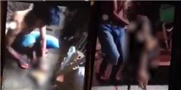 Đồng Nai: Phẫn nộ thanh niên quay cảnh chặt đầu chó con rồi đăng lên Facebook