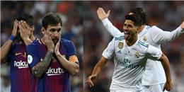Asensio lập siêu phẩm, Barcelona thua muối mặt trong ngày Messi im tiếng