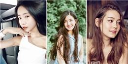 5 hot girl đang làm 'náo loạn' MXH Trung Quốc: Đã xinh lại còn tài năng