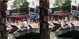 Nam thanh niên đánh bạn gái xỉu giữa đường vì không tìm được quán ăn