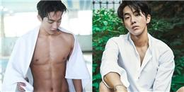 Nam Joo Hyuk bất ngờ lọt top 50 người có hình thể nóng bỏng nhất năm 2017
