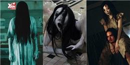 Những ma nữ đáng sợ từng nhuốm màu đen tối trên màn ảnh rộng