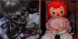 Những sự thật ngoài đời của búp bê ma Annabelle đang càn quét màn ảnh rộng