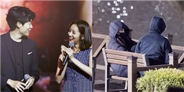 Sau tất cả, Hyeri đã 'bỏ rơi' Park Bo Gum và về với Ryu Jun Yeol