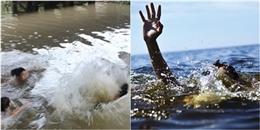 Hải Dương: Cứu được em trai đuối nước, chị gái mất tích dưới sông