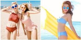 4 bí kíp chọn áo tắm để có một mùa hè thật nóng bỏng