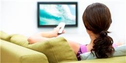 Về già hối không kịp chỉ vì lúc trẻ cứ ngồi xem tivi quá 2 tiếng/ngày