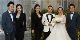 Quang Vinh bất ngờ xuất hiện tại lễ cưới của anh trai Bảo Thy