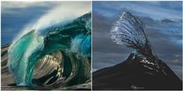 Loạt ảnh đẹp mê hồn về những con sóng của nhiếp ảnh gia người Úc