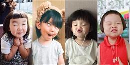 """Những nhóc tỳ nổi tiếng Châu Á làm mặt xấu khiến ai nhìn cũng thấy... """"ghét ghê"""""""