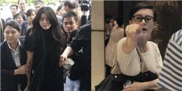 Sao Hoa ngữ 'đáp trả' quyết liệt với phóng viên vì bị đeo bám, sàm sỡ