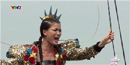 Vietnam's Next Top Model Mùa 8 hay game cảm giác mạnh cực khó phá đảo?