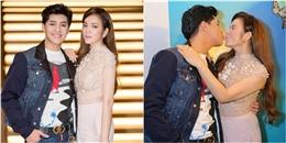 Lý Nhã Kỳ và Noo Phước Thịnh ôm hôn nhau cực tình cảm chốn đông người