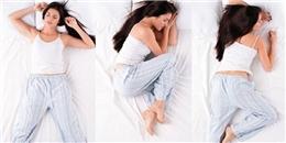 Những lợi ích và tác hại của các tư thế ngủ đối với cơ thể