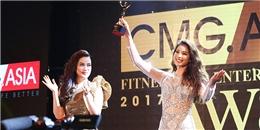 Dàn sao hội tụ tại giải thưởng CMG.Asia Awards 2017