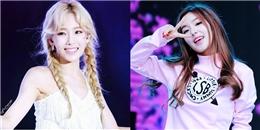 """Top 10 """"em út giả mạo"""" siêu cấp đáng yêu của nhóm nhạc nữ xứ Hàn"""