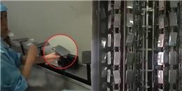 Những hình ảnh đầu tiên của iPhone 8 đã bị lộ trên dây chuyền sản xuất tại TQ